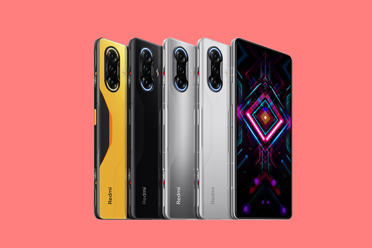 Redmi K40 Gaming Edition with MediaTek Dimensity 1200, 120Hz refresh rate display launched in China - XDA Developers thumbnail