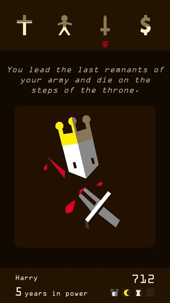 reigns - throne