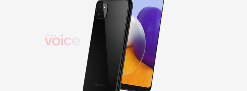 The Galaxy A22 could be Samsung's most affordable 5G phone