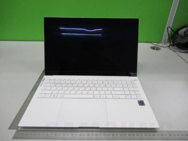 Samsung Galaxy Book Pro 360 live image from SafetyKorea certification