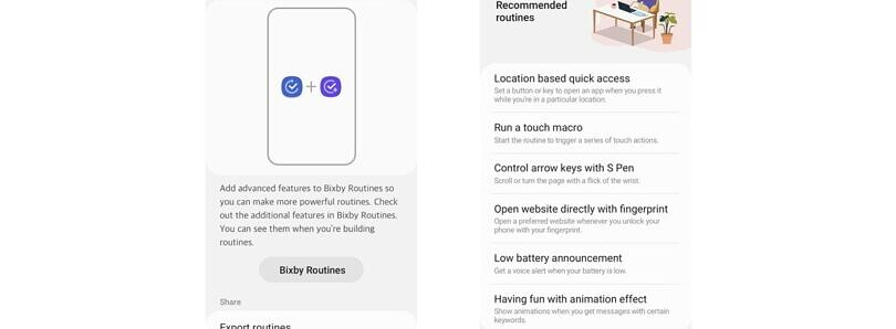 New Good Lock module gives you more ways to automate Samsung Bixby