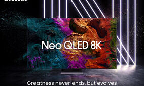 Samsung brings its Neo QLED 4K and 8K smart televisions to India