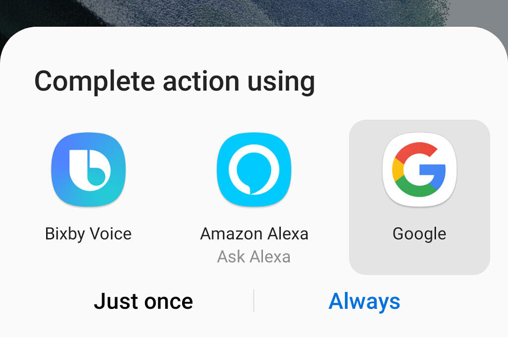 Use Google Assistant instead of Bixby for Galaxy Buds