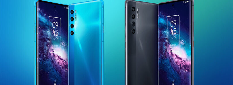 TCL unveils TCL 20 Pro 5G, TCL 20L, TCL 20L+ and TCL Fold 'n Roll concept phone