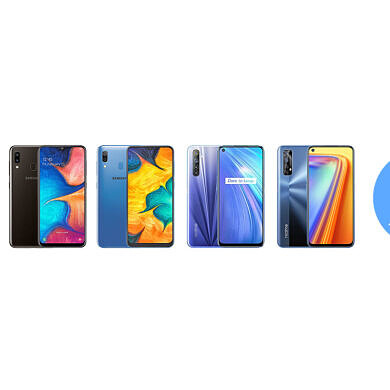 TWRP is now available for the Samsung Galaxy A20/A30, 2019 SHIELD TV, and Realme 6/7