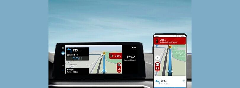 TomTom's AmiGO navigation app is now available on Android Auto