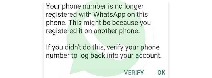 This WhatsApp vulnerability is pretty stupid, but it can lock you out of your account indefinitely
