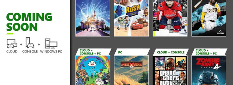 Xbox Game Pass to offer GTA V, NHL 21, MLB The Show 21 and more this April