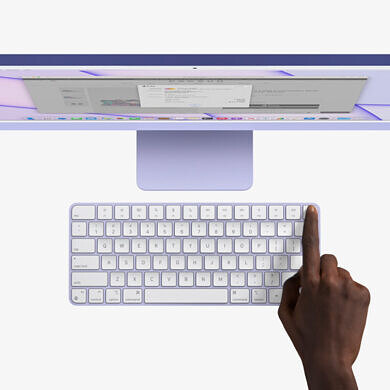 XDA Basics: Can I use Apple's Magic Keyboard with Touch ID with other computers?