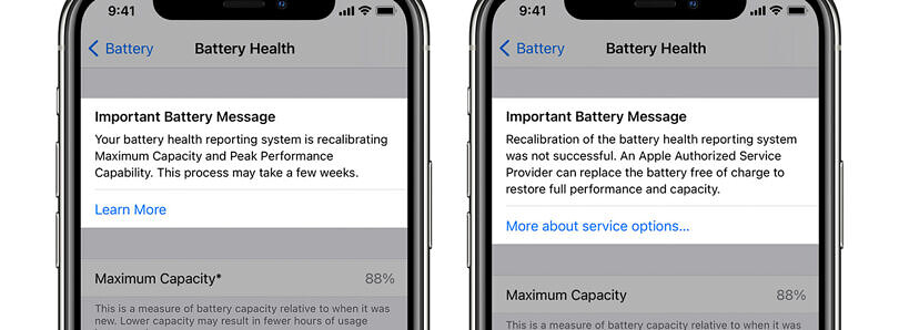 iOS 14.5 update will recalibrate battery health reporting on the iPhone 11 series