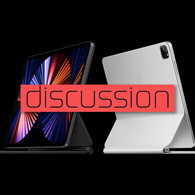 Are you interested in the M1 iPad Pro even without macOS?
