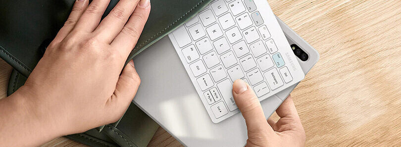 Samsung's new wireless keyboard is built for DeX