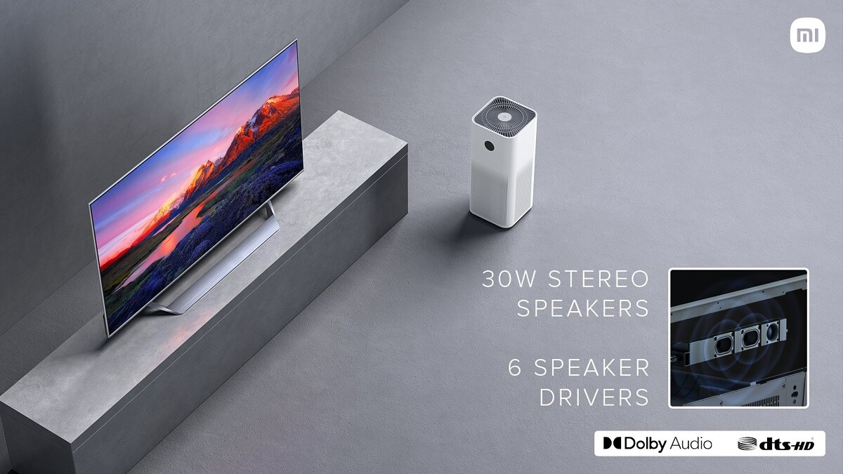 Xiaomi launches Mi QLED TV 75 in India with 120Hz refresh rate and HDMI 2.1