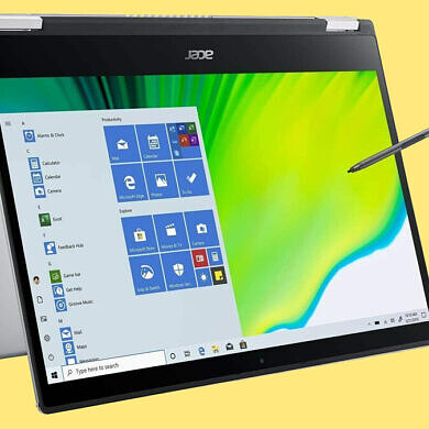 Get an Acer Spin laptop with a Core i5 and touch screen for only $480