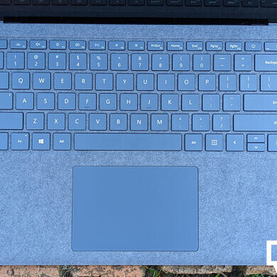 How to clean the Alcantara keyboard on the Surface Laptop 4