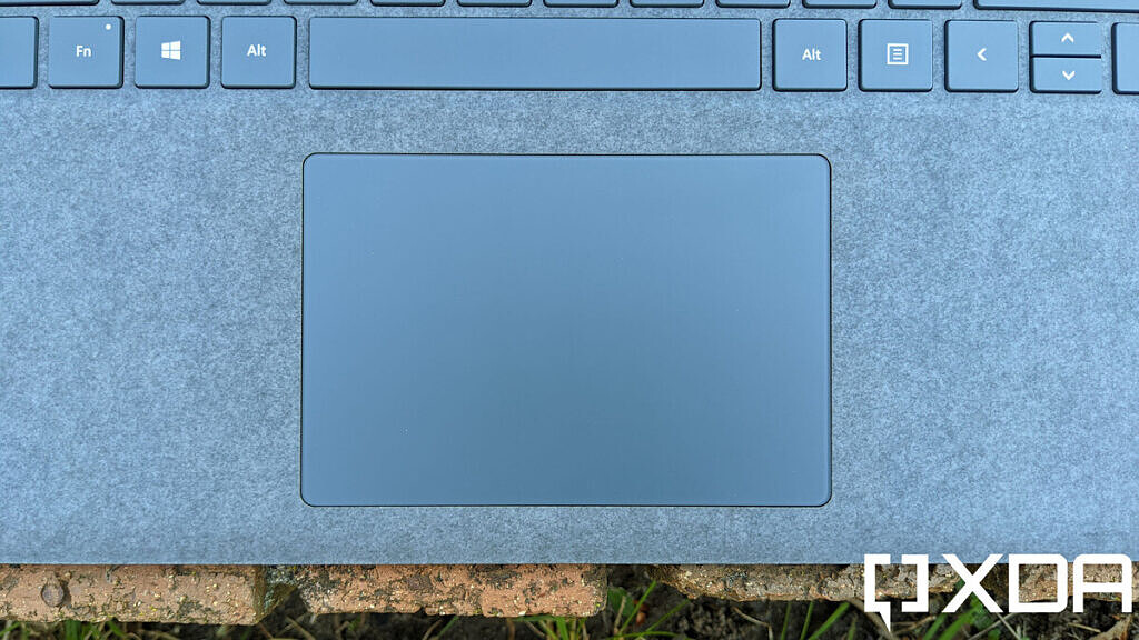 Surface Laptop 4 touchpad