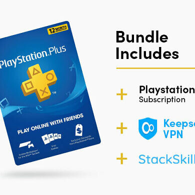 Learn, play, and protect yourself with this $69 subscription bundle