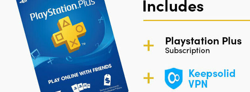 Get lifetime VPN protection and one year of PlayStation Plus for just $50 today