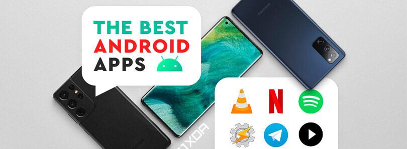 These are the Best Android Apps in April 2021: Tasker, VLC, Poweramp, Lithium, and more!