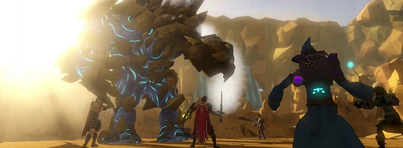 RuneScape will officially arrive on Android and iOS this summer