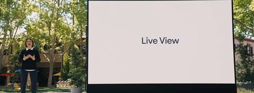 Google's improved Live View allows people to explore their city better than ever before via AR