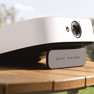 Anker's Nebula Solar portable projector with Android TV is $80 off