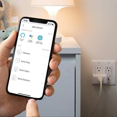 Get a Wi-Fi Kasa Smart Plug for just $8 on Amazon