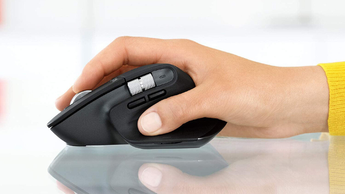 Get a Logitech MX Master 3 mouse for just $80 ($20 off)