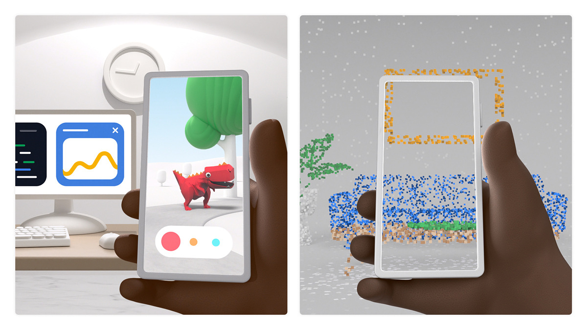 Google upgrades ARCore API with new features to immerse users