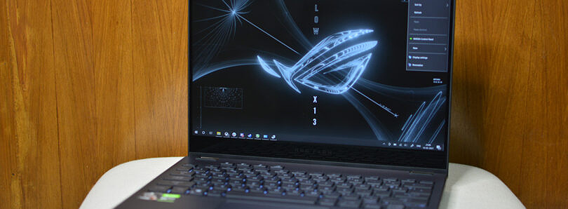 ASUS ROG Flow X13 review: The most powerful 13-inch 2-in-1 laptop with gaming DNA