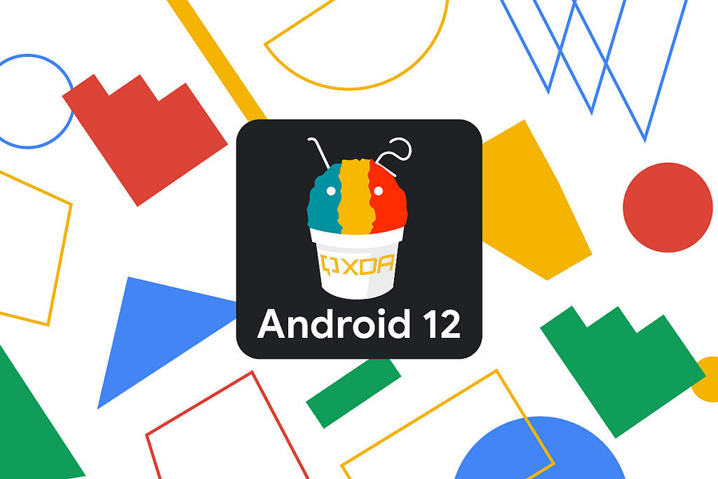 Android 12 Snow Cone -- Featured Image