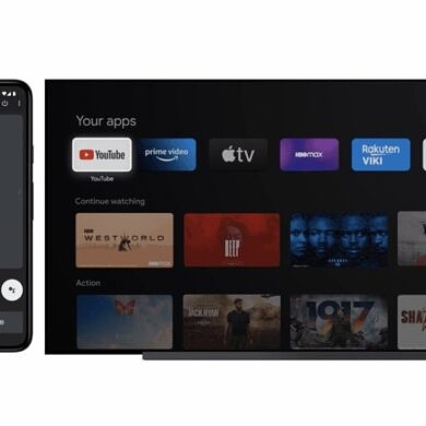 Android TV's outdated remote control app is getting overhauled