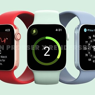 Apple has reportedly overcome the Apple Watch Series 7 production issues