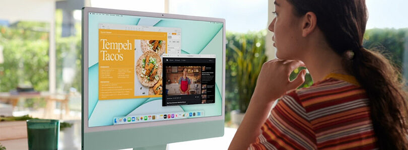 Here are the best accessories for the 24-inch Apple iMac with M1 Silicon!
