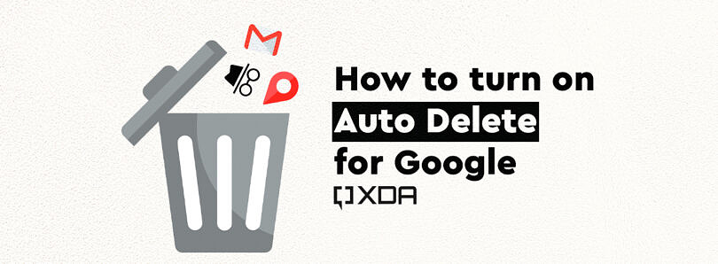 How to turn on Auto Delete for Google to automatically delete your older data