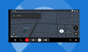 This app turns your phone into an Android Auto dashboard