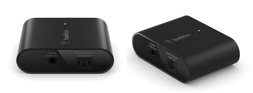 Belkin's $100 dongle makes any speaker compatible with AirPlay 2