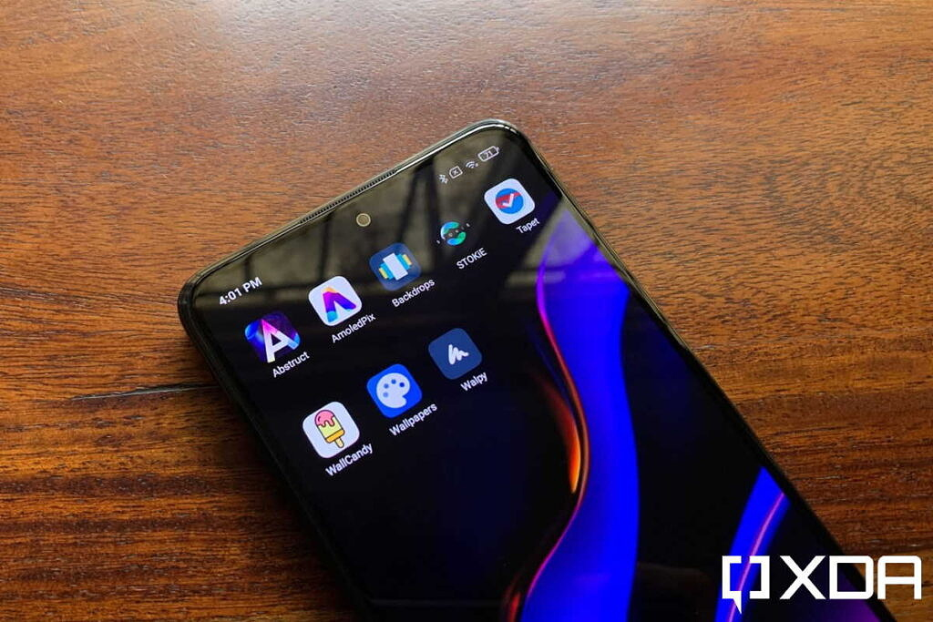 10 Best Background And Homescreen Wallpaper Apps For Android