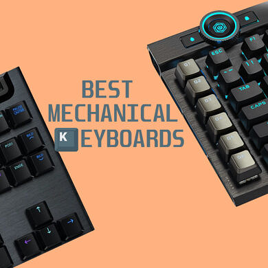 These are the Best Mechanical Keyboards to buy in July: Corsair, Logitech, Razer, and more