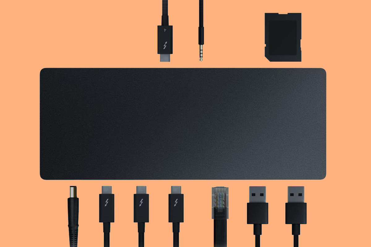 Thunderbolt is finally catching up as more and more laptops are now offering the super-fast port. Thunderbolt 4 replaced Thunderbolt 3 last year and w