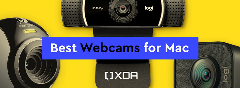 These are the Best Webcams for Mac: Logitech, Anker, Razer, and more!