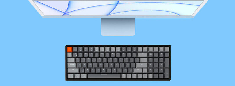 These are the best keyboards for the M1 Apple iMac 2021: Logitech, Keychron, Satechi, and more