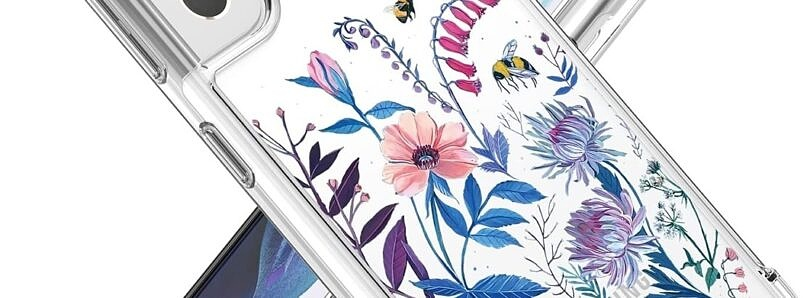 These are the Best Colorful Galaxy S21 Cases in May 2021: Rosebono, Otterbox, Hapitek and more