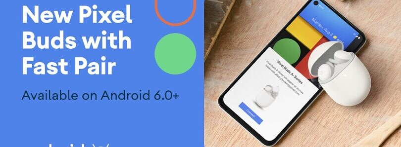 Google leaks the Pixel Buds A again, this time on the Android twitter account