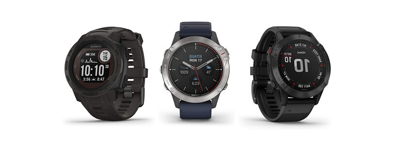 Save up to $100 on Garmin rugged smartwatches!