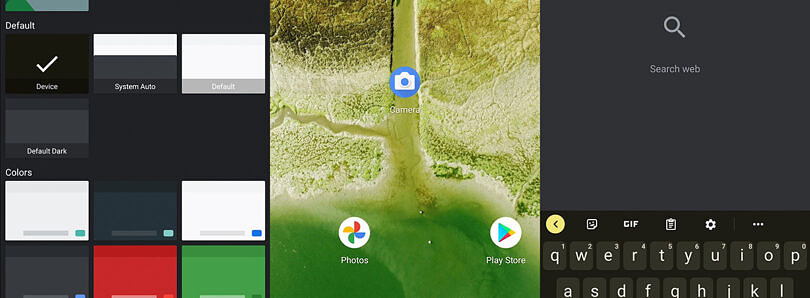 Gboard's latest test syncs the theme with your wallpaper on Android 12