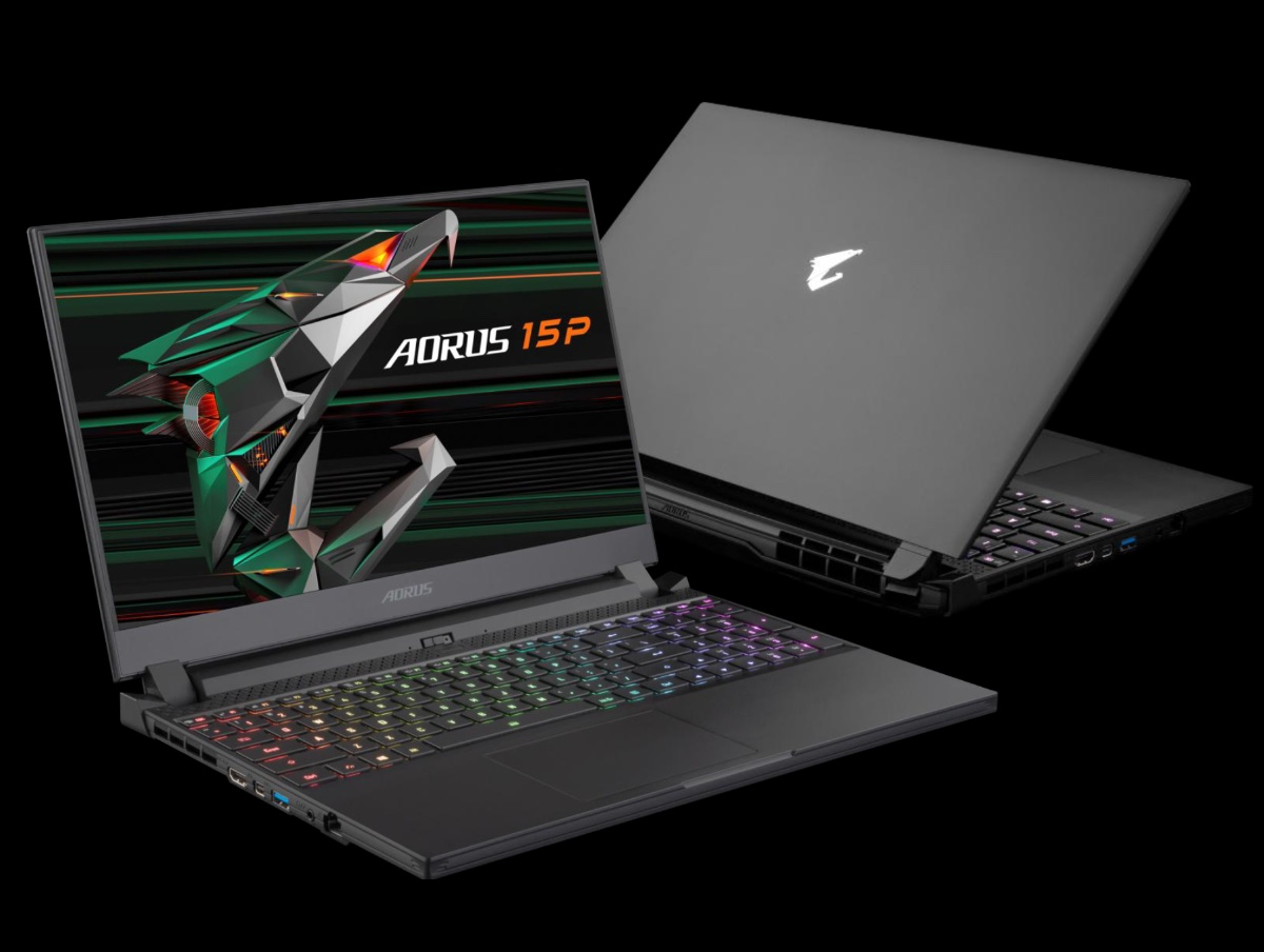 Gigabyte updates its Aero lineup with Intel's new 11th-gen CPUs and RTX 30 series graphics