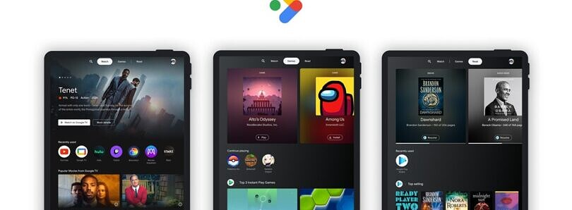 Entertainment Space makes your Android tablet look like a Google TV