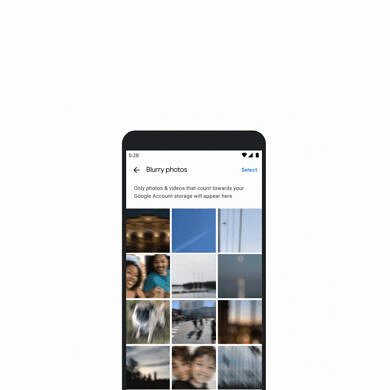 Google Photos adds a storage management tool ahead of unlimited backup changes