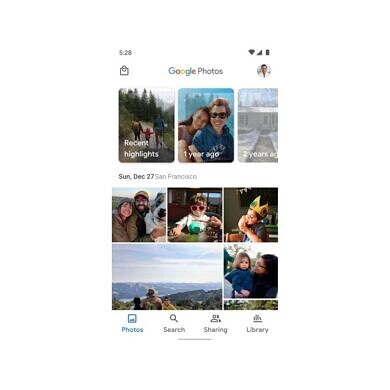 Google Photos is getting UI changes following user feedback
